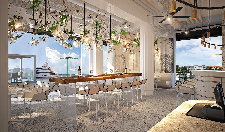 Paradise Harbour Club & Marina Restaurant
