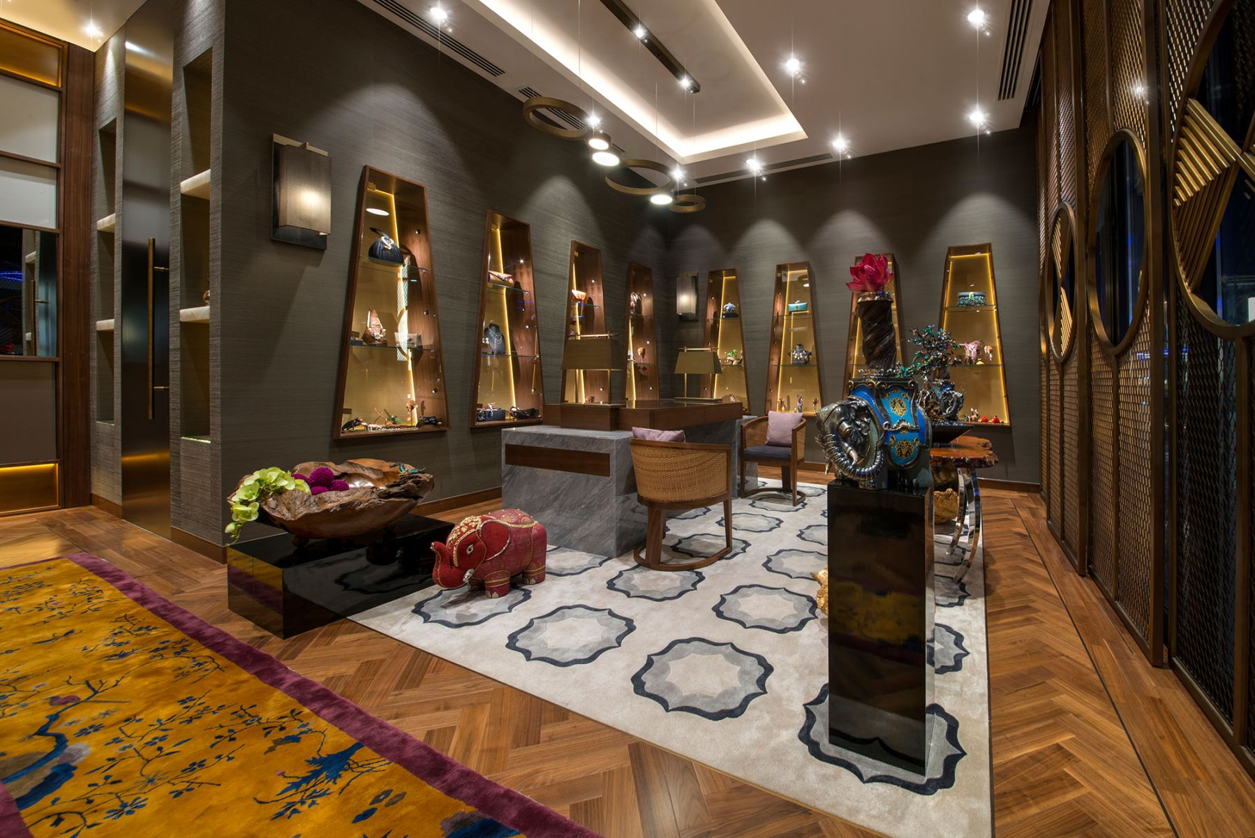Lotus Arts de Vivre | Bishop Design by Paul Bishop | Interior Design ...