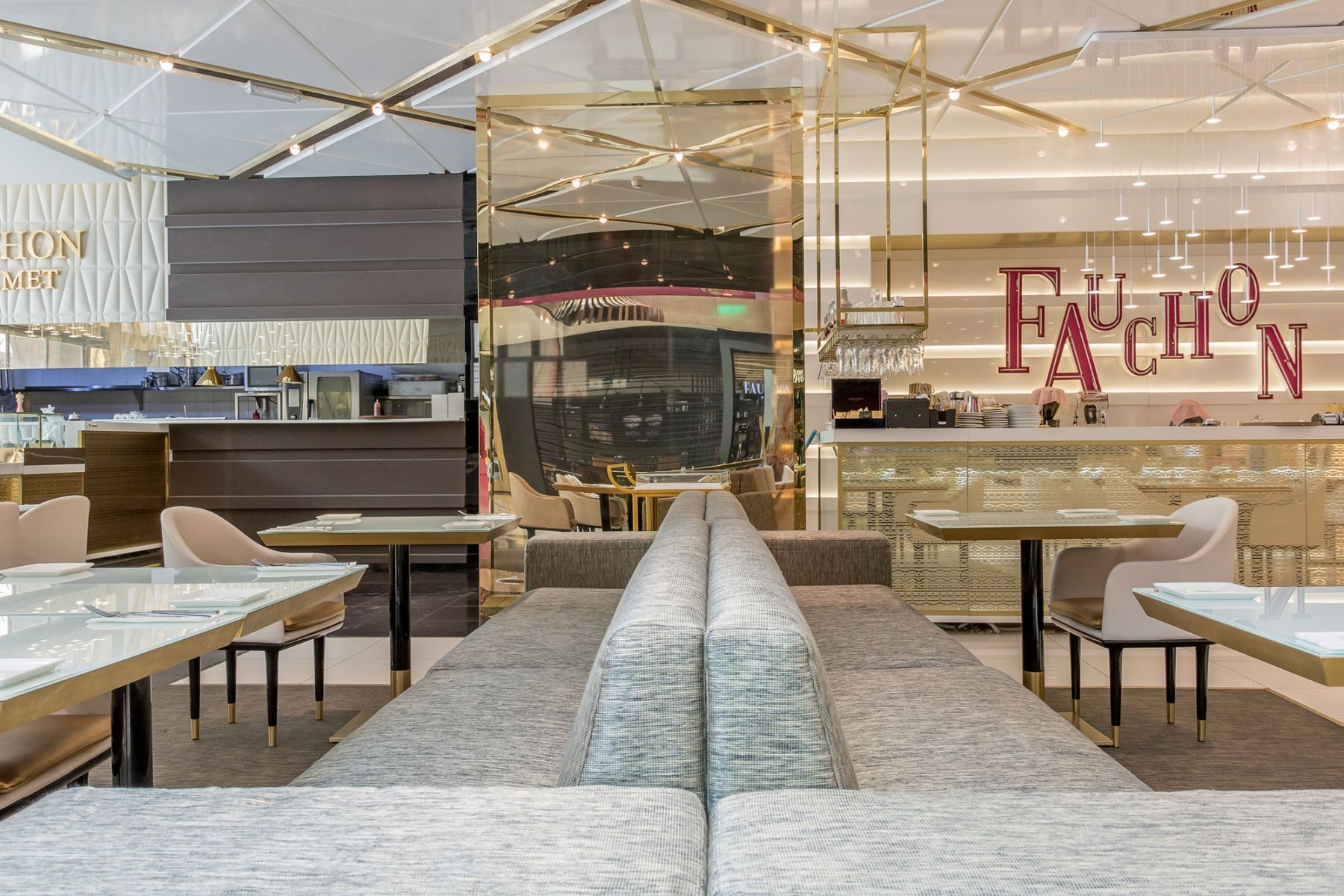 Fauchon Paris Café & Retail